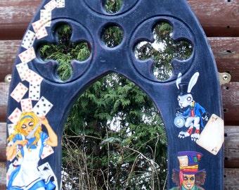 Bad Alice Interior Gothic Mirror.