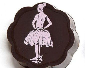 Ballet Dancer Chocolates