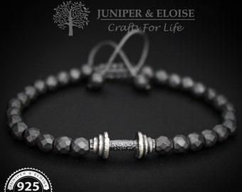 Mens Bracelet , Barbell charm bracelet, Dumbbell bracelet, Trendy Gift For Women, Trainers Bracelet, Fitness trainer, weight lifting, Gym