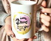 Personalized Coffee Mug, ...