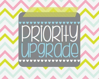 Priority Upgrade Listing