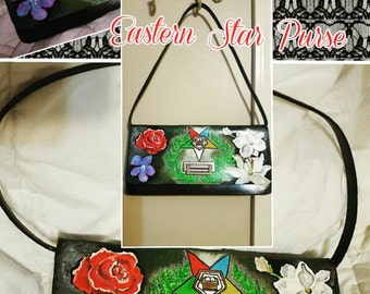 Painted purses