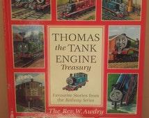Thomas the tank engine treasury book
