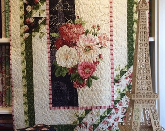 Hand made quilt, made in Canada, made to order, patch work ,OOAK, choose your size