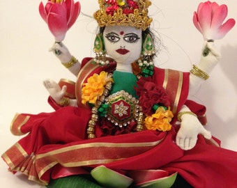 Lakshmi Art Doll