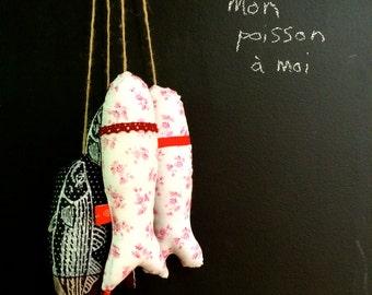Decorating fish