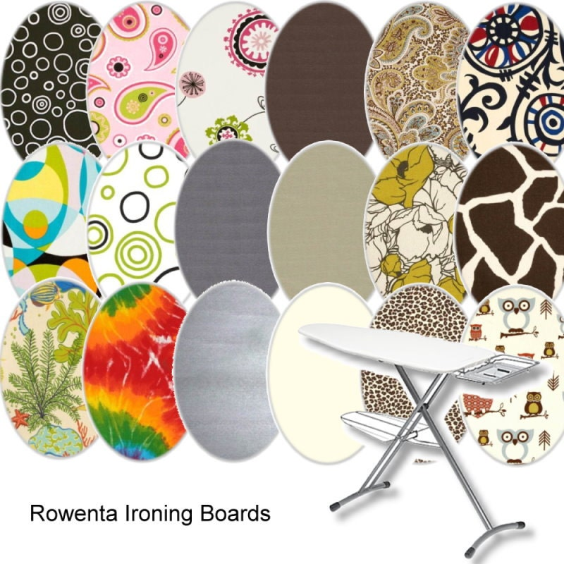 pressers for ironing board covers