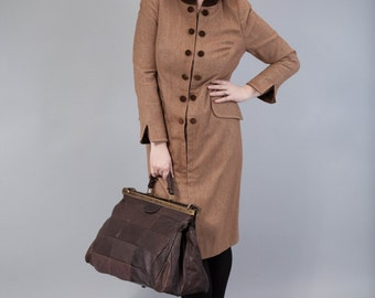 OHT Kotür - vintage 70s coat dress - Ingrid Hari
