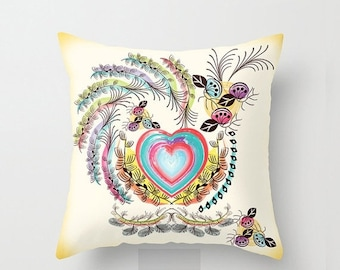 XO SALE Throw Pillow Cover. Decorative Love Pillow Cover. 18 inch. Double sided Print