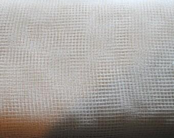 White FILET NET 180-metre 9 cm high cotton