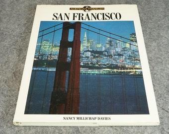 San Francisco By Nancy Millichap Davies C. 1990.