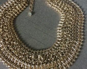 Gold Tasha Statement Necklace