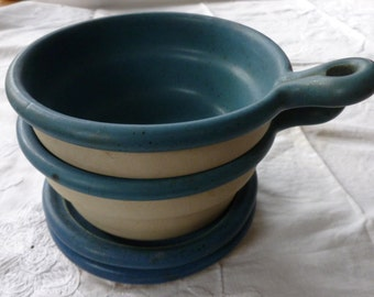 Bennington Pottery Bistro Bowls