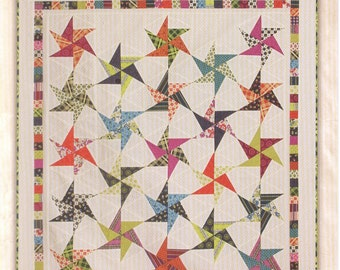 Hook Quilt Pattern from Schnibbles by Miss Rosie's Quilt Co.