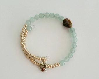 items similar to self confidence gemstone bracelet healing