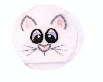 Child Kitten Eyeglass Eye Patch