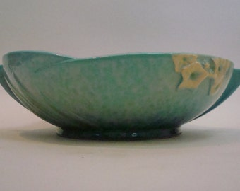 Roseville Pottery WINCRAFT Console Bowl #226-8
