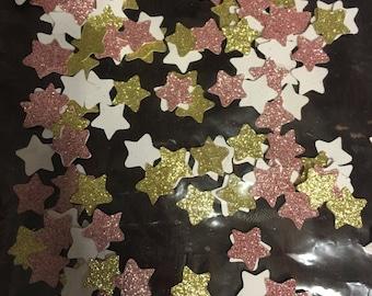 Twinkle star confetti