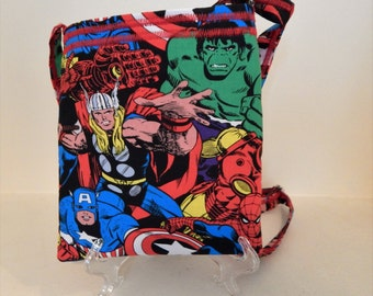 Crossbody Mini-Superheros