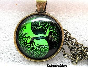 Necklace tree of life tree of life necklace