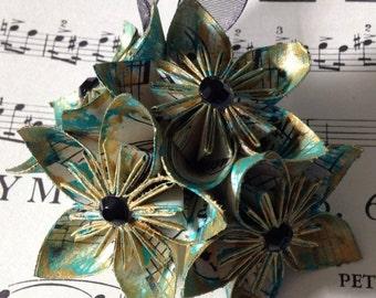 Flower Origami Ornament