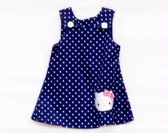 Girl dress, baby dress, girls A line dress, girls a line dress, girl clothes, toddler aline dress, girl dress birthday dress