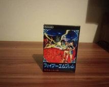 Famicom Fire Emblem-  Repro Box