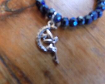 Fairy Sitting on the Moon Bracelet