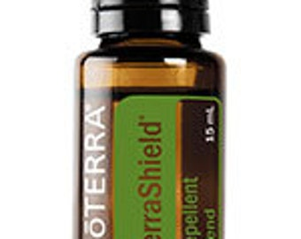 Natural essential oil for protecting against insects and other predators.