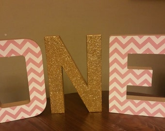 Personalized Block Letters
