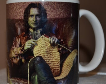 Rumpelstiltskin Coffee Mug, Rumpel mug, Let's make a deal coffee mug, Rumple Coffee mug, Once upon a time coffee mugs, Once upon a time