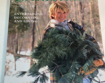 Book Martha Stewart's Christmas Collectible