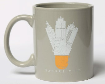 Kansas City Icons Mug