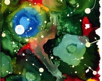 Colorful Starscape
