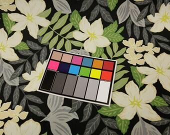 "Terrasol | 54 Inch | Indoor/Outdoor ""Kona Ash"" Fabric"