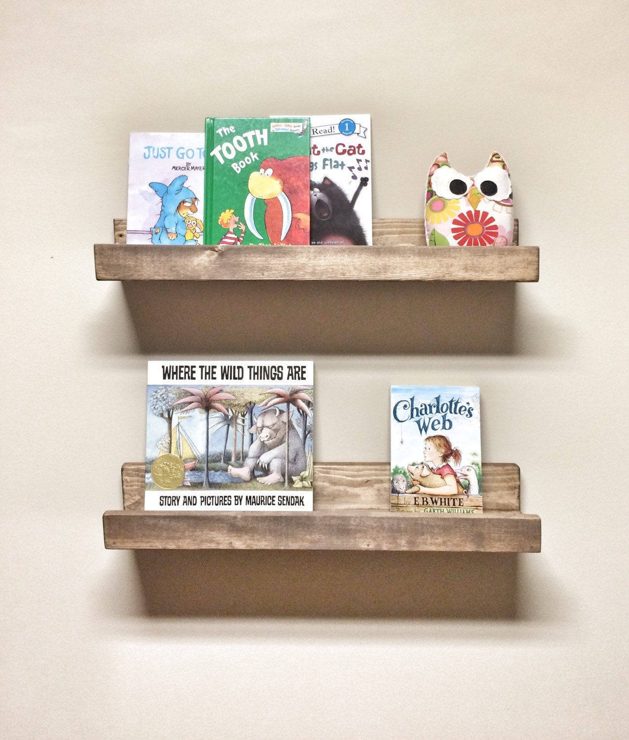 100 rustic floating wall shelves set of 2 wooden picture le