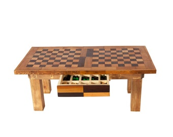 Chess Board coffee table