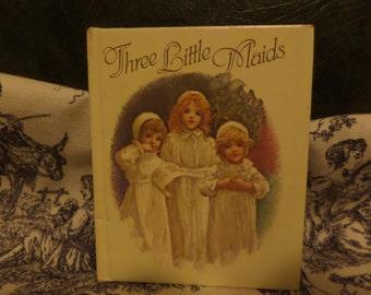 Three Little Maids Delacorte Press Miniature book 1979