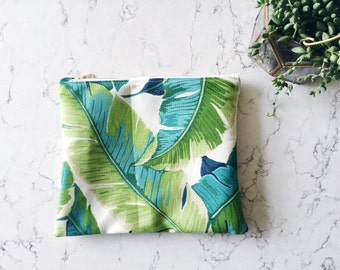Swaying Palms Pouch