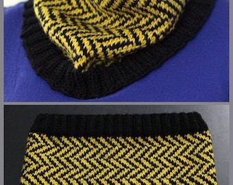 Neck warmer (infinity scarve/cowl)
