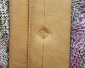 Vintage Princess Gardner soft leather wallet