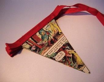 Disney's Snow White Paper Bunting