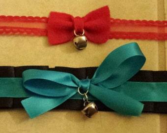 Custom Pleated Collar