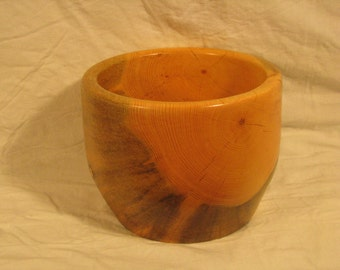 Blue Stain Pine Bowl