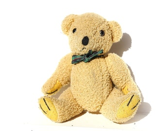 Teddy Bear, Vintage Teddy Bear, Toy Bear, German Teddy Bear