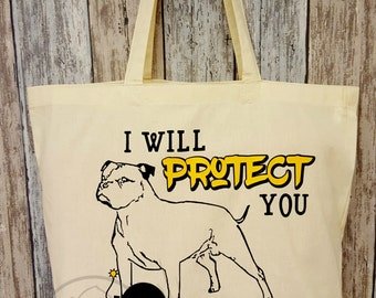 Bag American Staffordshire Terrier