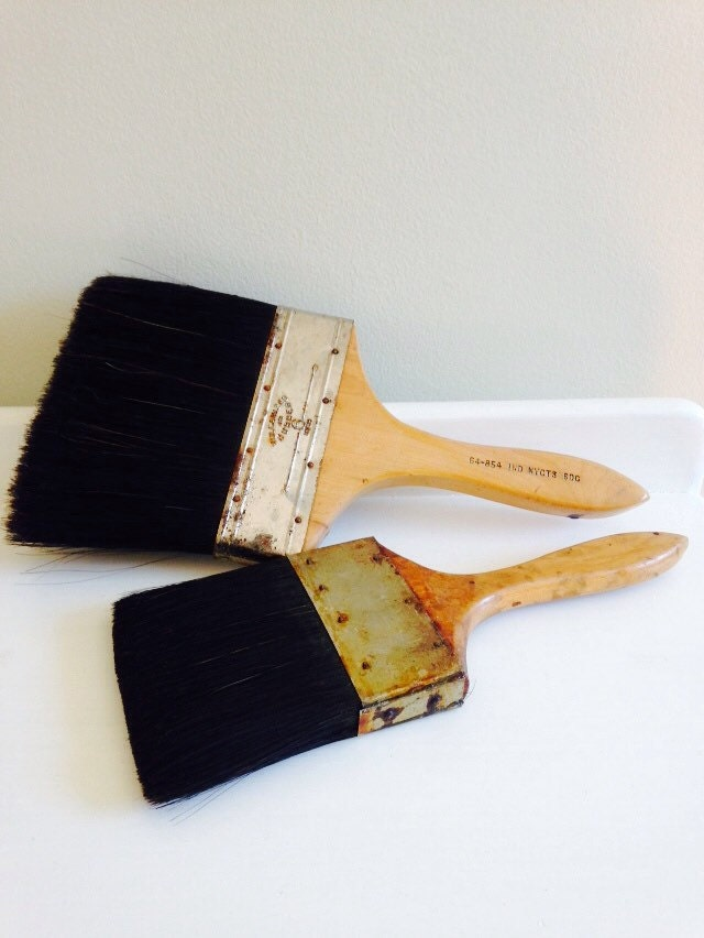 Are Paint Brushes Made Of Horsehair
