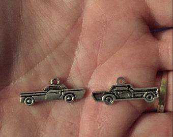 Vintage car charm