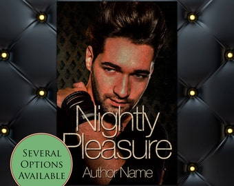 Nightly Pleasure Pre-Made eBook Cover * Kindle * Ereader Cover