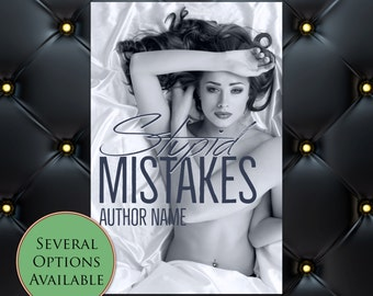 Stupid Mistakes Pre-Made eBook Cover * Kindle * Ereader Cover